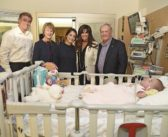 Marie Osmond Joins Jack and Barbara Nicklaus for a Meet-And-Greet with patients at Nicklaus Children's Hospital