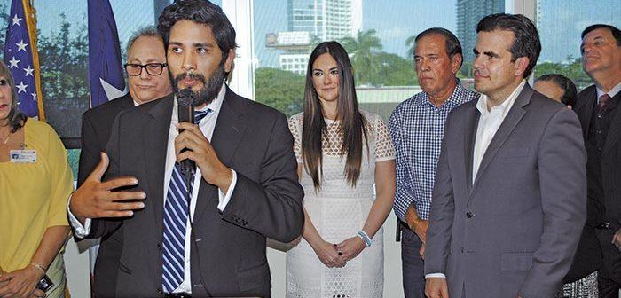 El partido Demócrata ofreció un evento para la comunidad puertorriqueña de Miami con el Honorable gobernador Dr. Ricardo Rosselló