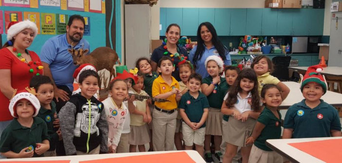 Suarez Museum of Natural Science & History finaliza el año 2017 educando